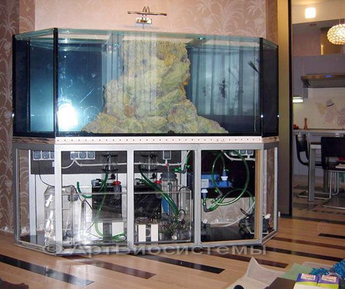 Своими руками холодильник для морского аквариума